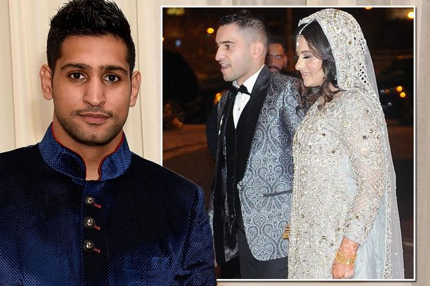 Amir Khan's brother 'disappointed' after boxer missed his wedding