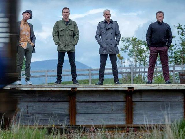 'Trainspotting' returns after 21 years with punchy sequel