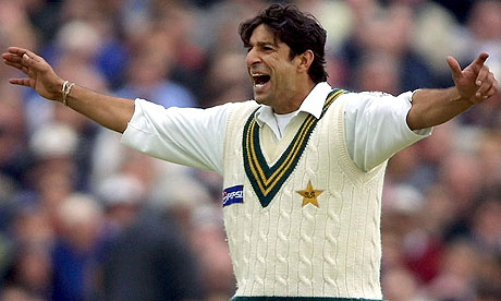 From Lahore's streets to world cup finals – the journey of Wasim Akram