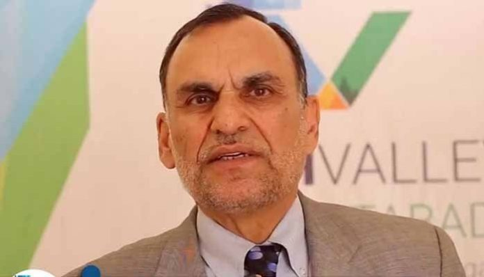 Azam Swati resigns as Federal Minister
