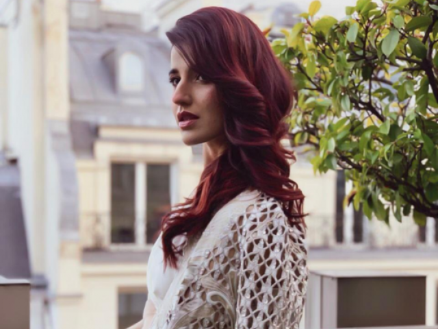 So happy to be representing my country in Paris: Hareem Farooq
